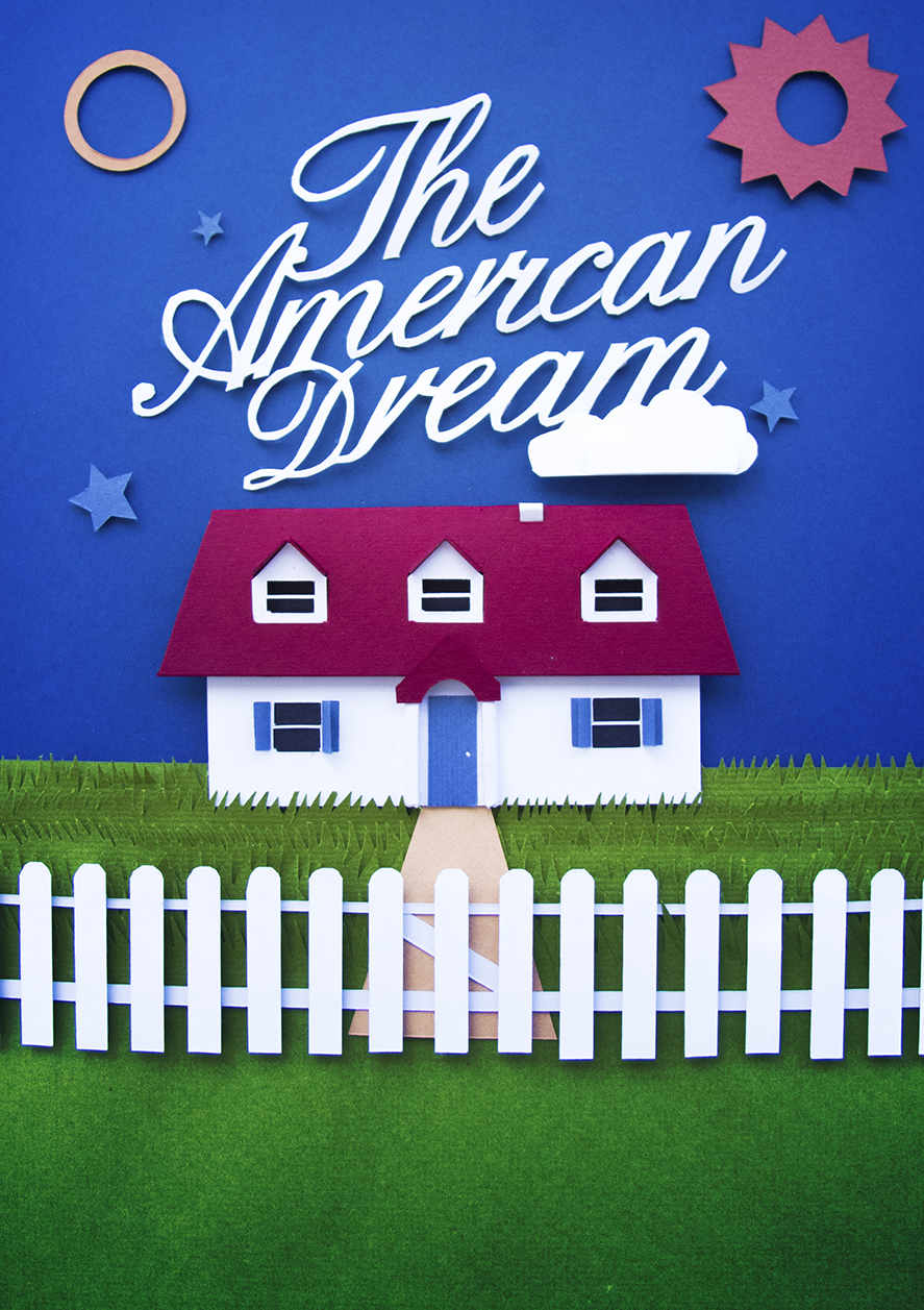 Pics For White Picket Fence House American Dream